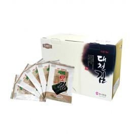 선물용세트 재래맛김 2호